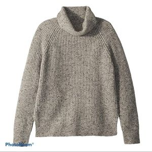 J.CREW Mercantile Donegal Chunky Knit Turtle Neck